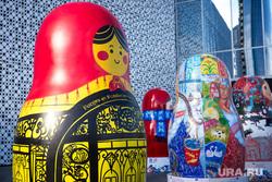 Авторские матрешки  к Всемирной универсальной выставке ЭКСПО 2025. Екатеринбург , матрешки, экспо 2025, expo 2025