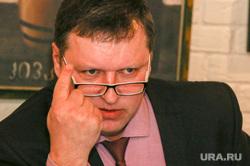 Пресс-конференция профессора КГУ Бориса Шалютина. Курган., шалютин борис