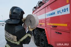 Пожарно-тактические учения МЧС на территории ТЦ ГиперСити. Курган, мчс, пожарный шланг, учения мчс, пожарные