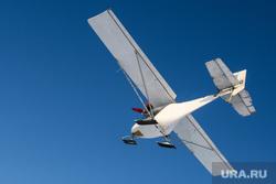 Виды Кунгура. Пермский край, легкая авиация, легкомоторный самолет