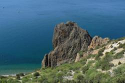 Клипарт eurosnap, крым, побережье, черное море