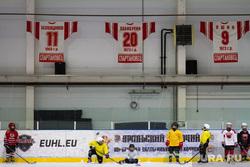 Хоккеист Павел Деменьшин. Екатеринбург, корт, дети, хоккей, спартаковец