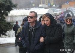 Похороны Юлии Началовой. Москва, исаева анна, левкин владимир