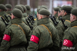 Репетиция парада Победы в 32-ом военном городке. Екатеринбург, военные, армия, солдаты, строй