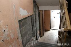 ОНФ Светлана Калинина Курган Шумиха Юргамыш, подъезд дома, аварийное состояние, социальное жилье
