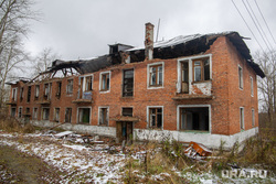 Расселение жителей поселка Шахты. Кизел, Пермский край, старый дом, заброшенное здание, поселок шахты