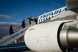 Официальный сайт президента Украины, украина, порошенко петр, самолет