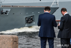 Виды Санкт-Петербурга. Санкт-Петербург, якорь, нос корабля