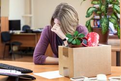 Клипарт depositphotos.com, безработица, переживания, увольнение, потеря работы