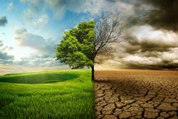 Клипарт depositphotos.com, природа, природные катаклизмы, глобальное потепление