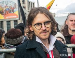 Митинг за свободу интернета в Москве. Москва, светов михаил