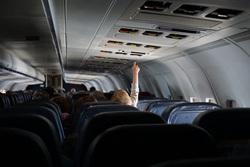 Клипарт unsplash.com, салон самолета, самолет