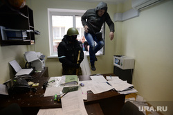 Ситуация на востоке Украины. Взятие прокуратуры. Луганск, захват прокуратуры, ополченцы