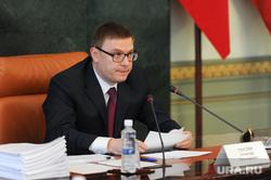 Заседание правительства Челябинской области. Челябинск, текслер алексей