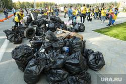 Микрорайон «Светлый» проект TEN, trashtag челлендж. Екатеринбург, мусор, человек, люди, участники, отходы, уборка территории, мусорный пакет