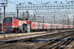 Железнодорожный вокзал. Курган, поезд, электричка, железная дорога