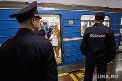Концерт на станции метро Площадь 1905 года. Екатеринбург, безопасность, полиция, метро