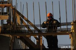 Виды Екатеринбурга, недвижимость, новостройка, строительные работы, строительство, высотник, строитель, рабочий