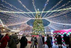 Новогодняя Москва. Москва, новогодняя елка, новый год, иллюминация