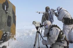 Подготовка снайперов в учебном центре, спецназ