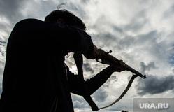 Клипарт.  Сургут, оружие, стрельба, охота, охотник