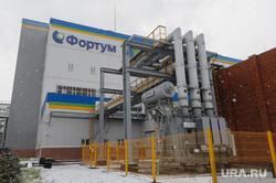 Торжественное открытие новой ТЭЦ Fortum в России - Челябинской ГРЭС Челябинск, тэц, чгрэс, фортум