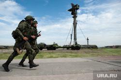 Учения зенитно-ракетной бригады. Республика Хакасия, Абакан , солдаты, военнослужащие, зенитно-ракетный комплекс, зенитно-ракетная бригада