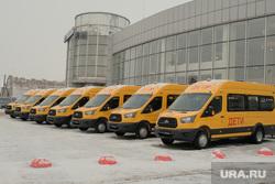 Торжественное вручение школьных автобусов. Курган, дети, автобусы, школьные автобусы