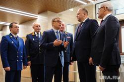 Николай Цуканов на открытии Седьмого кассационного суда. Челябинск