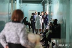 Визит врио губернатора Курганской области Шумкова Вадима в Шадринск, шумков вадим, больница