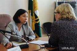 Наталья Котова, врио мэра Челябинска, на аппаратном совещании. Челябинск, мурзина елена, котова наталья