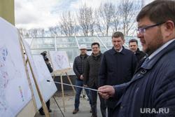 Губернатор Решетников с  проверкой в новом зоопарке. Пермь, решетников максим