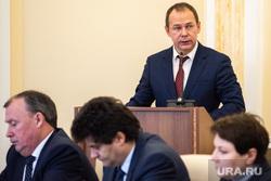 Заседание Правительства Свердловской области. Екатеринбург, елишев владимир