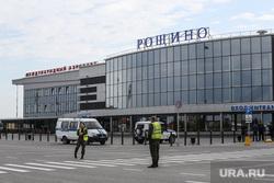 Эвакуация аэропорта Рощино. Тюмень, аэропорт, рощино, разминирование, эвакуация аэропорта
