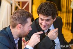 Премия «Политик года» в ресторане Castor`ka. Екатеринбург, высокинский александр, вихарев алексей