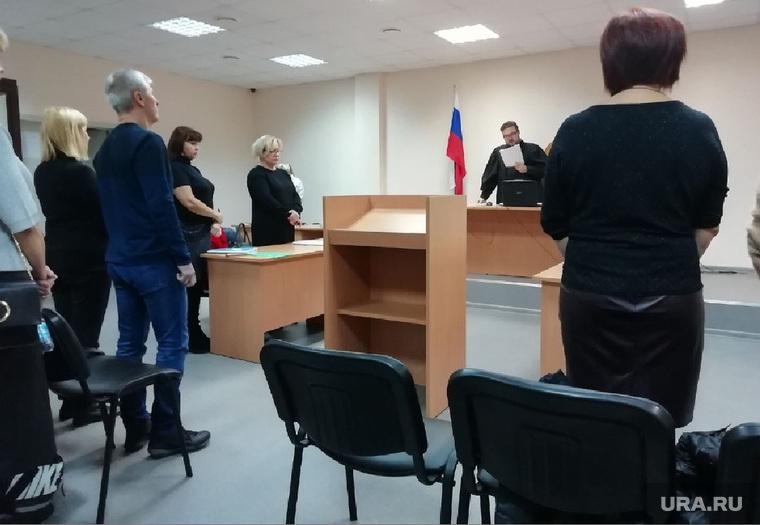 Суд по уголовному делу депутата горсобрания Миасса Николая Рыднина