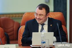 Заседание правительства Челябинской области. Челябинск, смех, мамин виктор