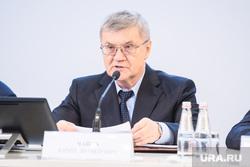 Совещание с Юрием Чайкой в резиденции губернатора. Екатеринбург, портрет, чайка юрий