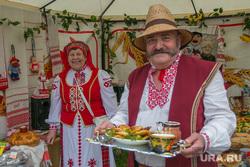 Празднование Дня России. Курганская область. Куртамыш, белорусы, день россии2017