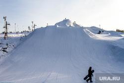 Дети спортсмены - сноубордисты. Екатеринбург, сноубордист, гора уктус