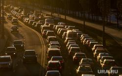 Пробки в городе. Москва, машины, пробки, трафик, автомобили, автотранспорт