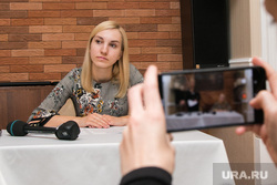 Анастасия Васильева, глава профсоюза «Альянс врачей». Курган, смартвон, тарабрина анастасия