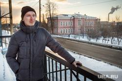 Уличный художник, стритартер Илья Мозги. Екатеринбург, мозги илья