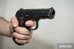 Клипарт. Свердловская область, убийство, разбой, пистолет, оружие, бандитизм, нападение