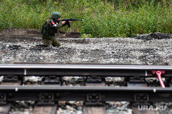 Этап специальных учений материально-технического обеспечения на станции Адуй. Свердловская область, военная полиция, военный, солдат, этап учений материально-технического обеспечения