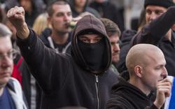 Клипарт depositphotos.com, беспорядки, бунт