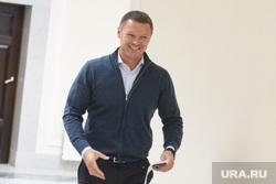 Совещание с представителями партий УрФО в полпредстве. Екатеринбург, багаряков алексей, улыбка