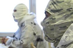 Подготовка снайперов в учебном центре, фсб, маскхалат, спецназ