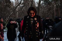 Визит Филиппа Киркорова на место захоронения прадеда. Екатеринбург, киркоров филипп, ивановское кладбище