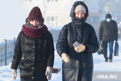 Морозы в Екатеринбурге, мороз, холод, холодная погода